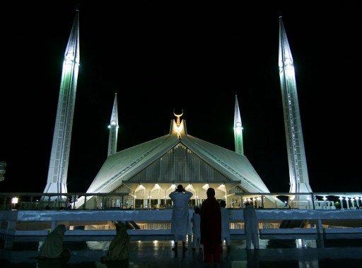 Masjid Faisal merupakan masjid terbesar di Islamabad, Pakistan. Masjid ...