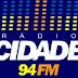 Ouvir a Rádio Cidade FM 94,3 de Natal - Rádio Online