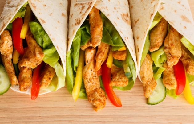 Recetas de cocina en cocinar receta para envolturas de pan for Comida rapida para hacer en casa