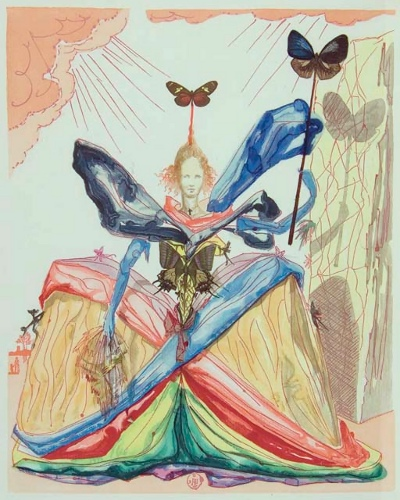 Salvador Dalí: Queen of the Butterflies