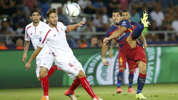 FC Barcelona y Sevilla jugarán la final de Copa en el Calderón