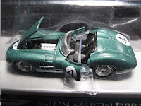 Shelby Collectibles Aston Martin DBR1 1/64