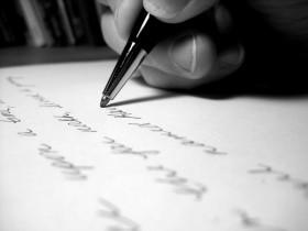 mengapa saya menulis?