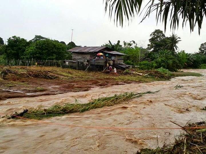 Banjir Terkini Di Sabah 2015
