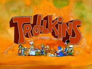The Magic Trolls and the Troll Warriors (1991) - IMDb