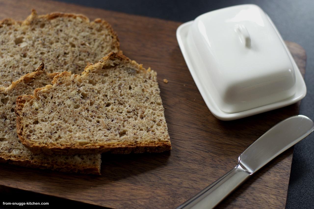 Dinkel-Weltmeister-Brot