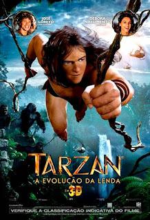 Assistir Tarzan: A Evolução da Lenda Dublado Online HD