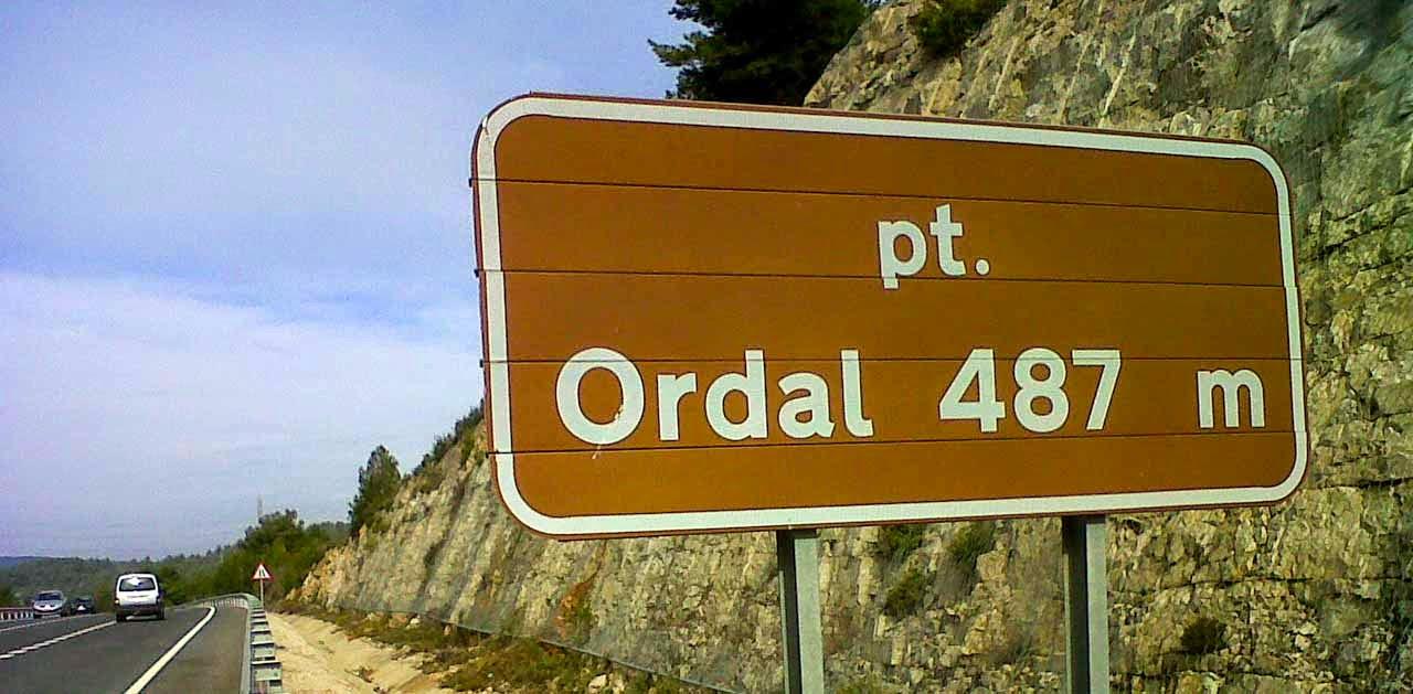 Puerto del Ordal
