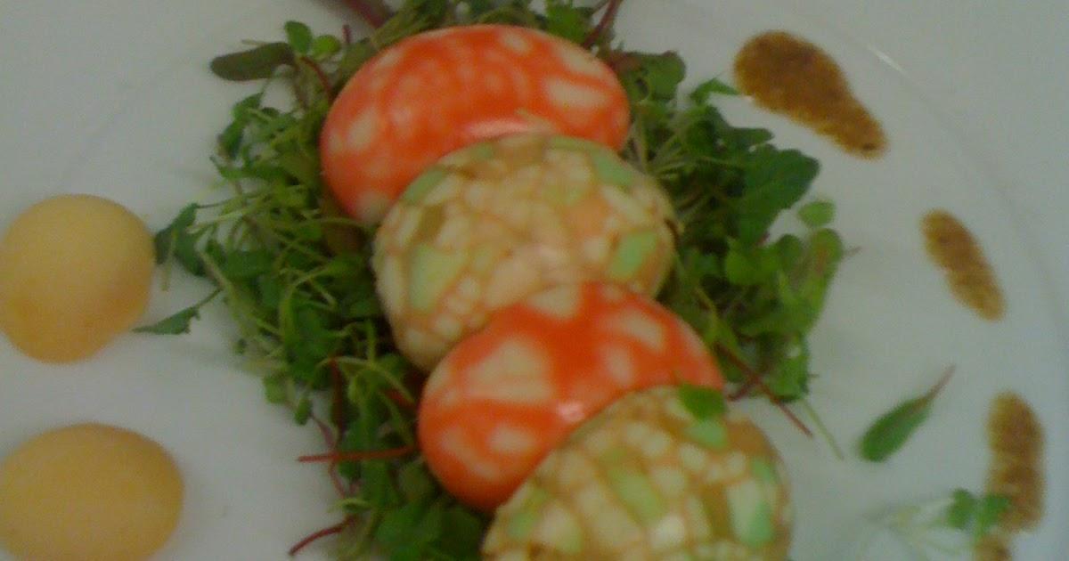 Custom Cake Art: My Simple Easter Egg Salad