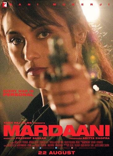 Mardaani (2014) Movie Poster No. 2