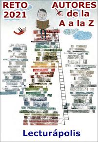 Reto Autores de la A a la Z (2021)