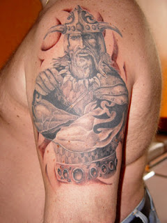 cool viking tattoo designs