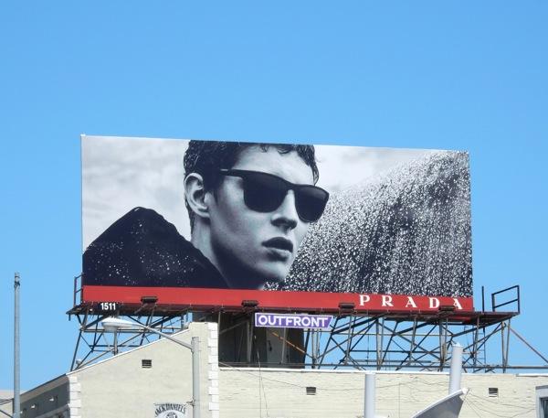 Prada FW 2015 sunglasses billboard