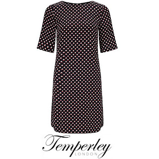 Kate Middleton wore ALİCE TEMPERLEY Print Dress