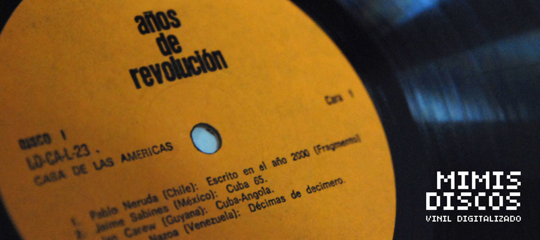 Mimis Discos - Vinil Digitalizado