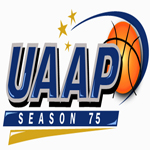 the updated UAAP Season 75 Mens Basketball Team Standings and Results