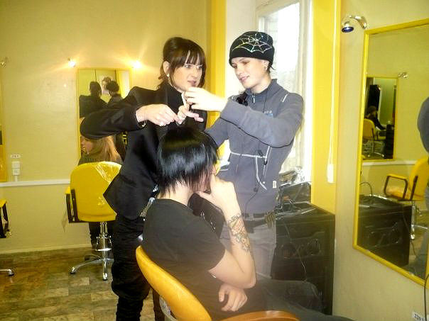 100116 парикмахерское искусство