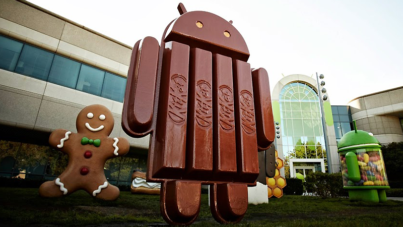 KitKat, Android OS 4.4 Update from Google