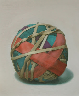 Rubber Band Ball #3: