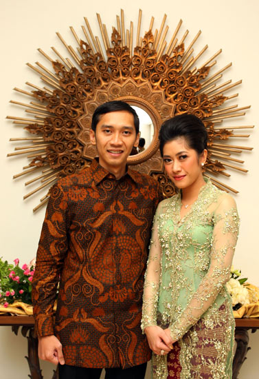 Ibas-Aliya, 'The Indonesian Royal Wedding'
