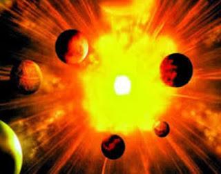 Proses Terbentuknya dan Penciptaan  Alam Semesta