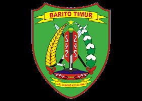 Kabupaten Barito Timur Logo Vector  download free
