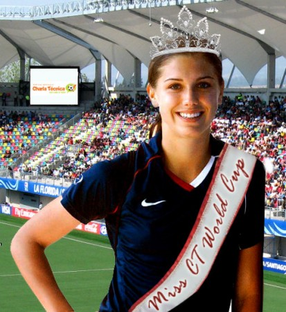 Alex Morgan Pictures