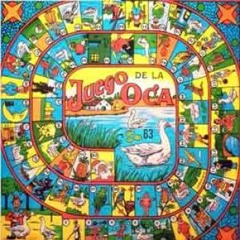 Juegos y juguetes de la abuela reglas del juego de la oca - La oca juego de mesa ...