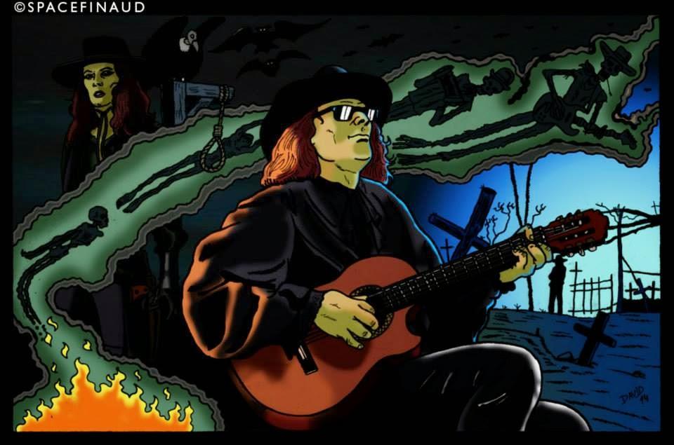 PHILACHE LE MUSICIEN, musique, guitare