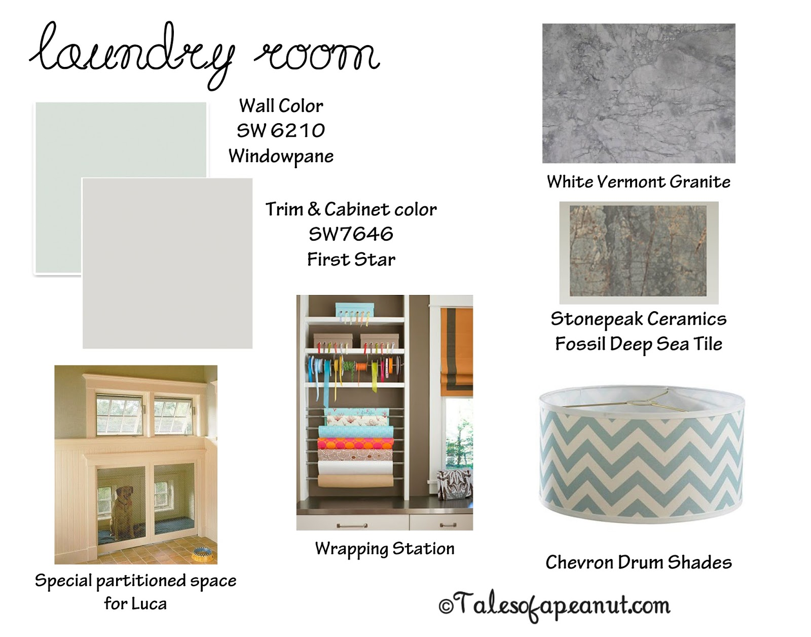 Building a Home - Laundry Room Reveal - Jenn Elwell