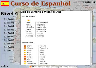 CURSO INTERATIVO DE ESPANHOL VOLUME 1