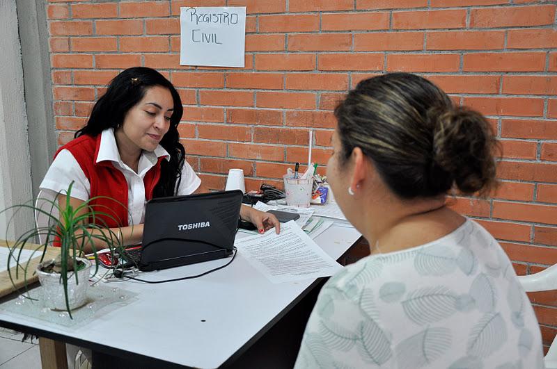 El ahuizote veracruzano brindar servicio permanente el for Oficina registro civil