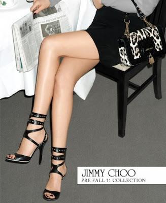 Jimmy Choo Pre Fall 2011 en elblogdepatricia.com