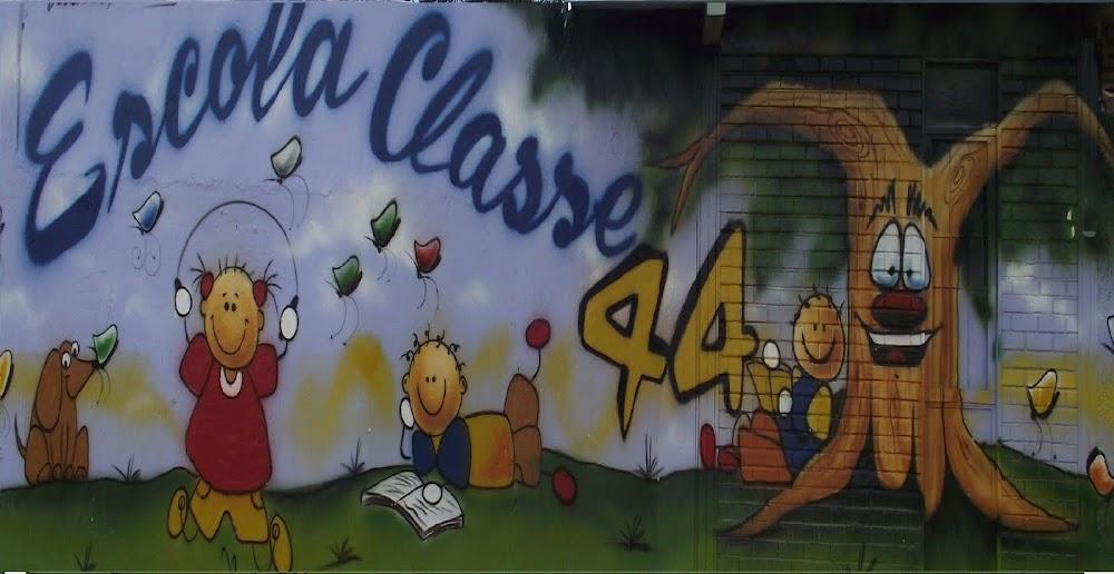 Blog da Escola Classe 44 de Ceilândia