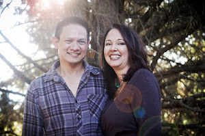Reverend Jennifer Tan and Reverend Dr. Rick Tan