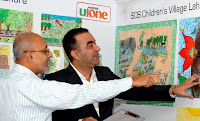 Ufone SOS village competition