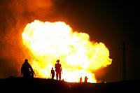 Sinai gas pipeline explosion