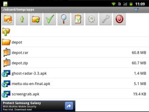 androzip file manager