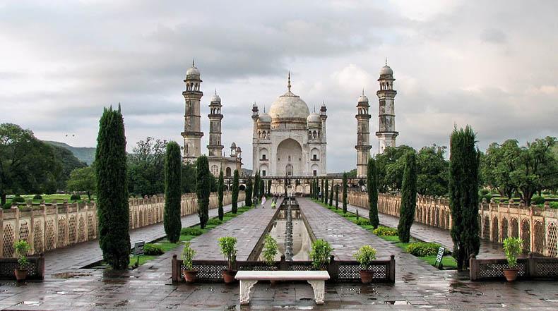 Bibi Ka Maqbara: El otro Taj Mahal