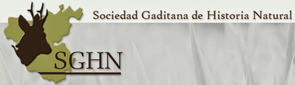 Miembro de la Sociedad Gaditana de Historia Natural