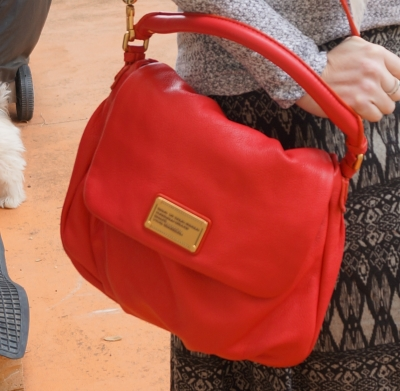 Away From Blue blog   Marc by Marc Jacobs Little Ukita bag in Rock Lobster
