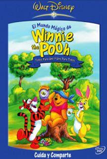 El Mundo Magico de Winnie Pooh: Todos Para Uno Uno Para Todos – DVDRIP LATINO