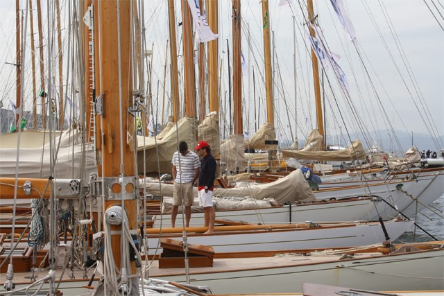 Les Voiles de St Tropez 2013