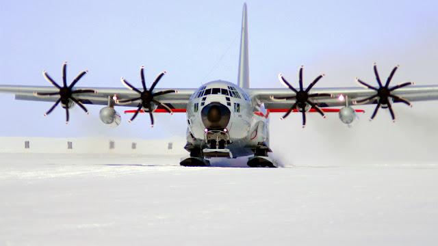 Aeropuertos más terrofificos del mundo: Williams Field, Antártida.