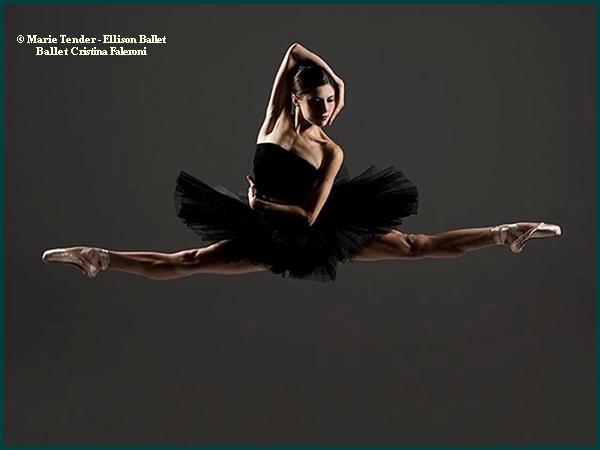 Marie Tender - Ellison Ballet.