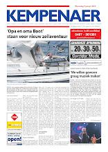 Artikel in De Kempenaer.