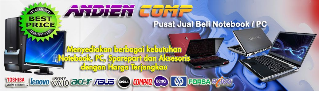 laptop bekas semarang, notebook second murah, tukar tambah laptop, pc