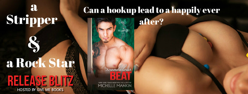 Scandalous Beat Release Blitz