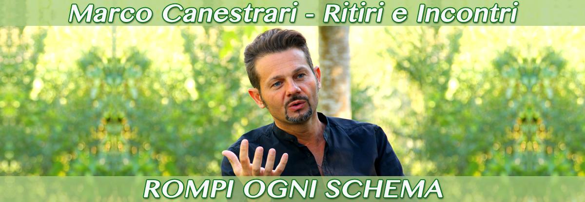 Marco Canestrari - Comunità, Ritiri ed Eventi