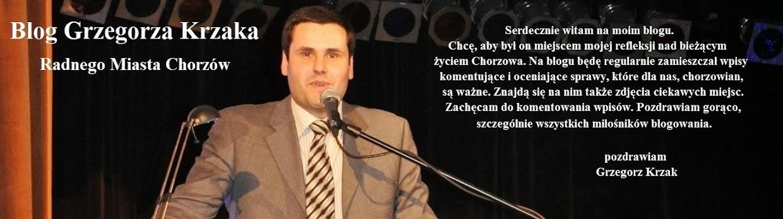 Blog Grzegorza Krzaka